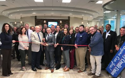 Coosa Valley Credit Union Ribbon Cutting