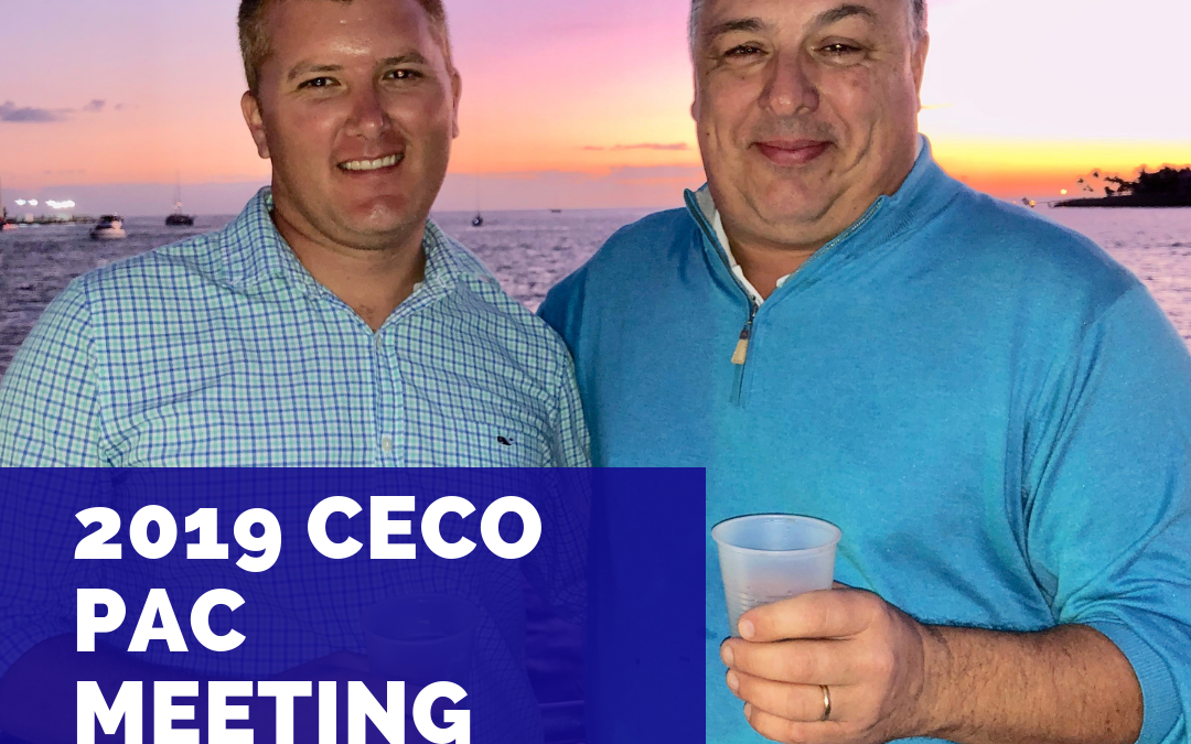 2019 Ceco PAC Meeting